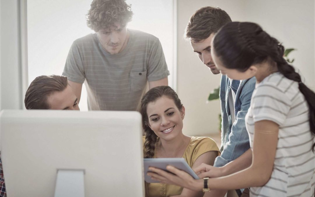 5 types of collaboration tools that improve productivity